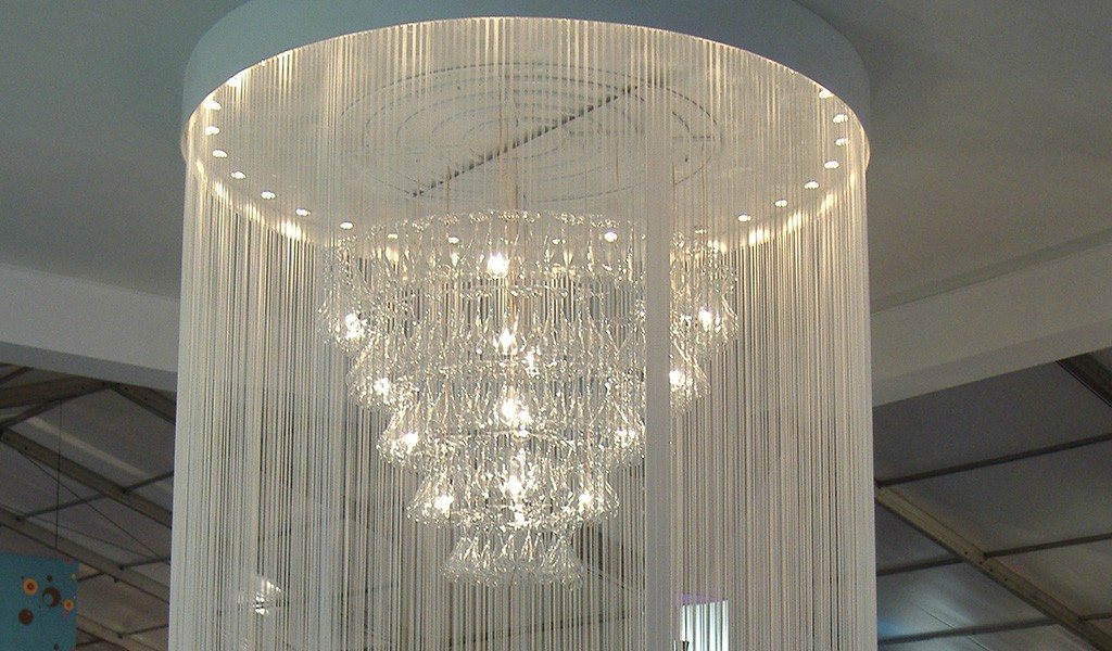 Flame Retardant String Fringe Curtains For All Applications
