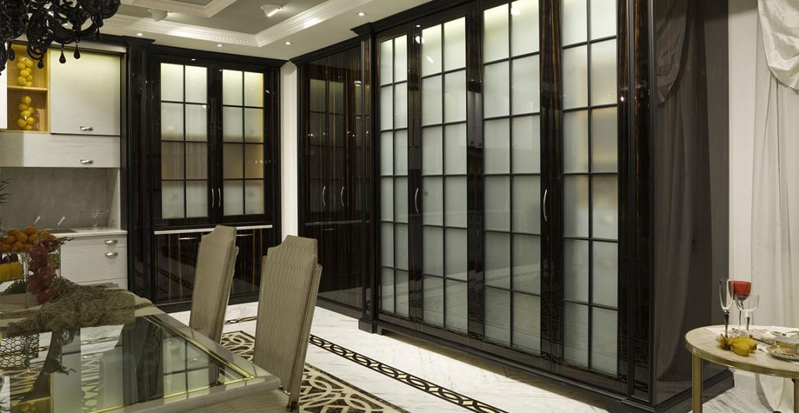 Luxury bespoke kitchens