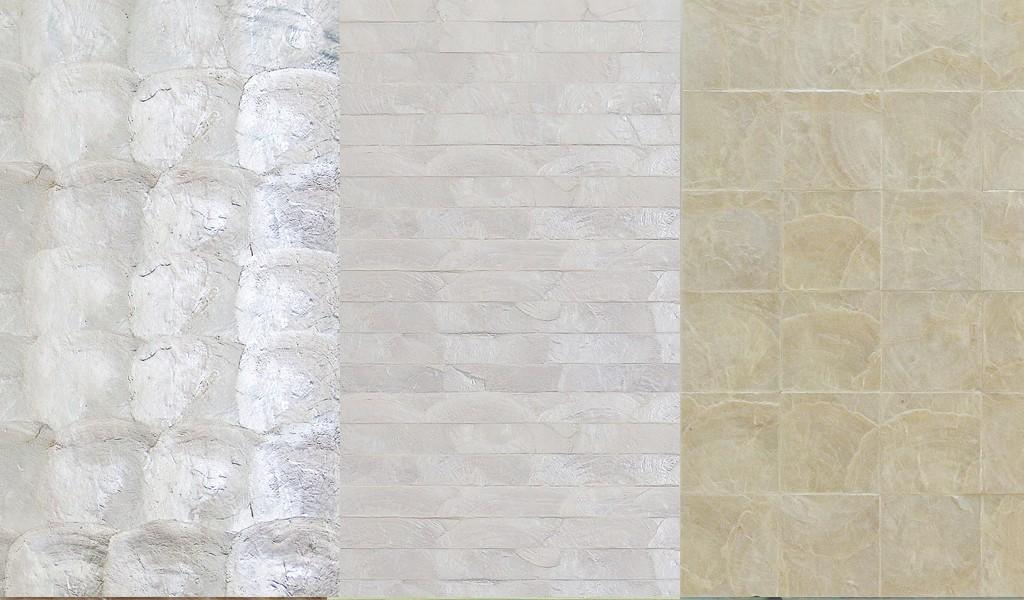 Natural texture wallcoverings