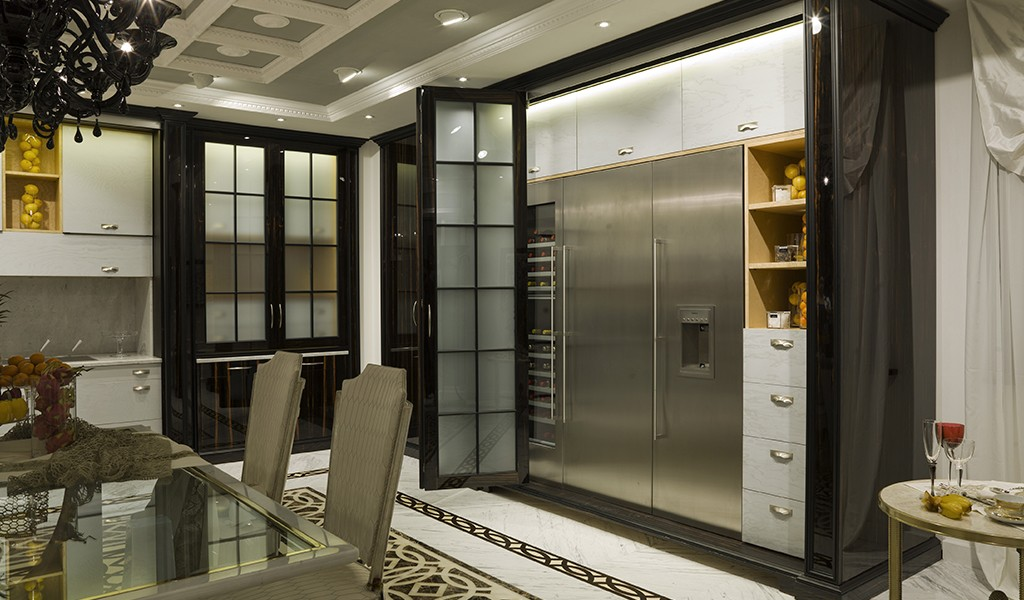 Custom Luxury Kitchens Hand Made In London