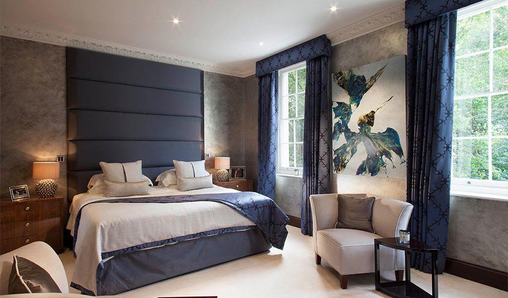 Luxury bedside tables